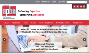 CPT Assistant® Article for ABA Services